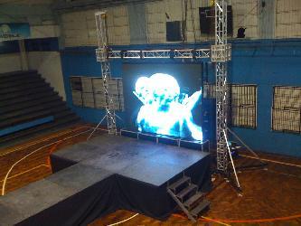 ALQUILER DE PANTALLAS DE LEDS Alquiler de pantallas LEDs